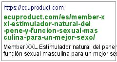 https://ecuproduct.com/es/member-xxl-estimulador-natural-del-pene-y-funcion-sexual-masculina-para-un-mejor-sexo/