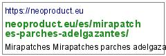 https://neoproduct.eu/es/mirapatches-parches-adelgazantes/